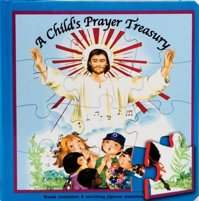 A Child's Prayer Treasury (Puzzle Book) by Reverend Lawrence G Lovasik