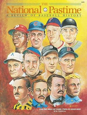 National Pastime Winter 1985 by Society for American Baseball Research