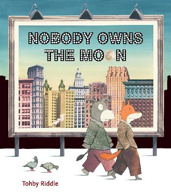 Nobody Owns the Moon book