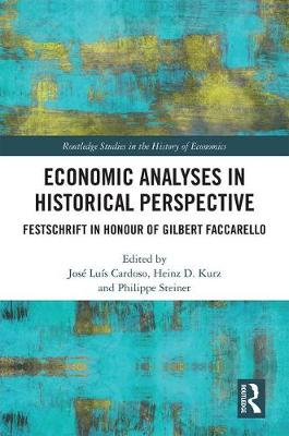 Economic Analyses in Historical Perspective book