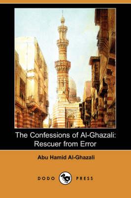 Confessions of Al-Ghazali book