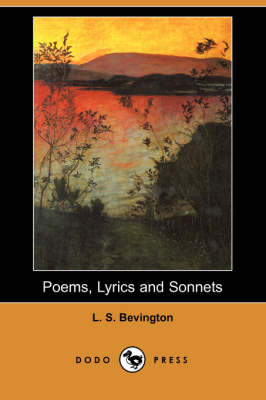 Poems, Lyrics and Sonnets (Dodo Press) book