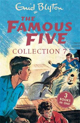 The Famous Five Collection 7: Books 19, 20 and 21 book