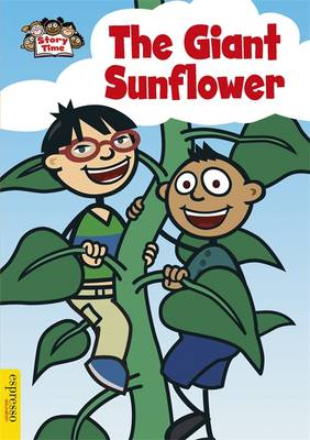 The Giant Sunflower by Diane Marwood