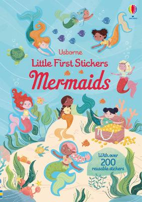 Little First Stickers Mermaids by Holly Bathie