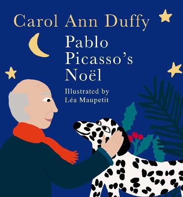 Pablo Picasso's Noel book