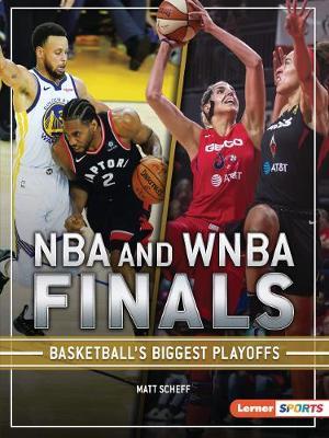 NBA and WNBA Finals by Matt Scheff