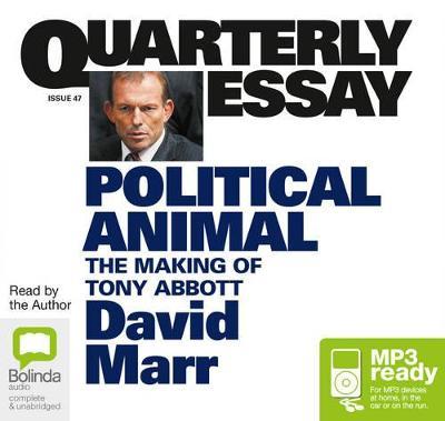 Political Animal by David Marr