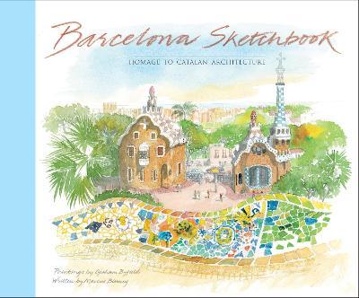Barcelona Sketchbook book