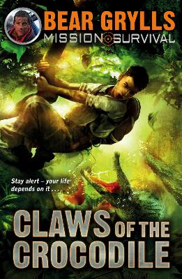 Mission Survival 5: Claws of the Crocodile book