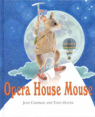 Opera House Mouse by Jean Chapman