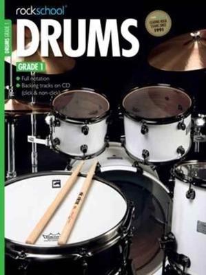 Rockschool Drums Grade 1 by