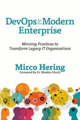DevOps for the Modern Enterprise by Micro Hering