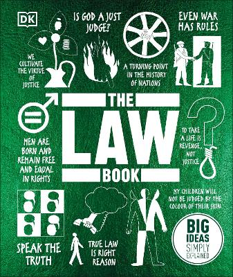 The Law Book: Big Ideas Simply Explained by DK