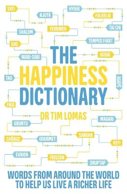 The Happiness Dictionary by Tim Lomas