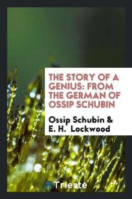 Story of a Genius by E. H. Lockwood