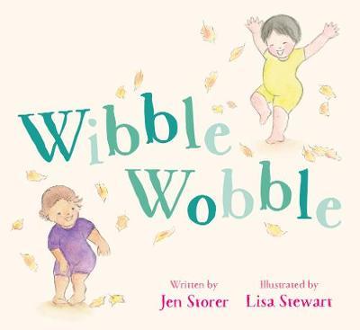 Wibble Wobble book