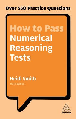How to Pass Numerical Reasoning Tests by Heidi Smith