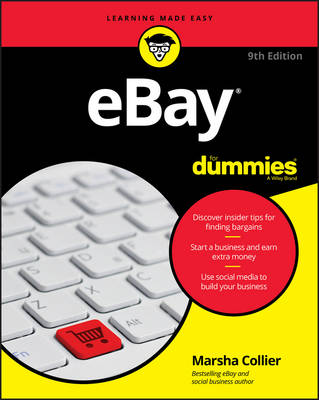EBay for Dummies, 9th Edition by Marsha Collier