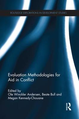 Evaluation Methodologies for Aid in Conflict by Ole Winckler Andersen