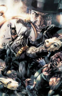 Batman Arkham Unhinged Volume 2 HC by Derek Fridolfs