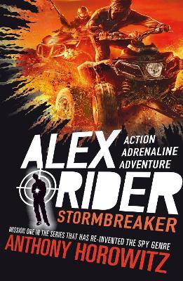 Stormbreaker book
