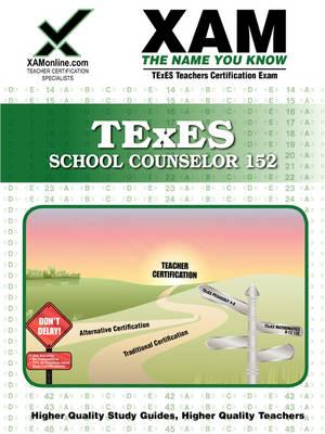 TExES School Counselor 152 book