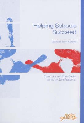 Helping Schools Succeed by Cheryl Lim