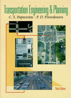 Transportation Engineering and Planning book