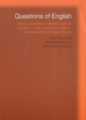 Questions of English by Jeanne Marcum Gerlach
