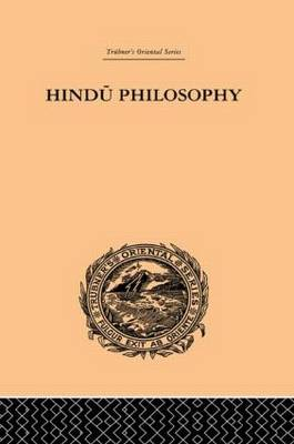 Hindu Philosophy book