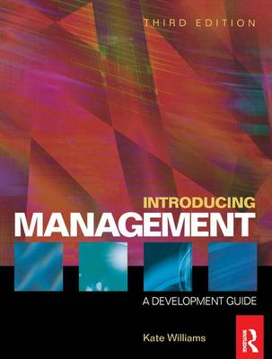 Introducing Management by Kate Williams