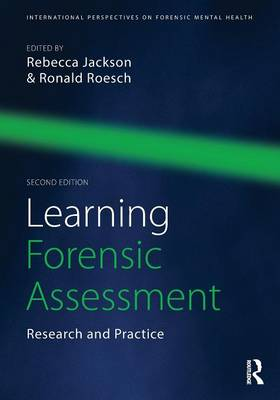 Learning Forensic Assessment book