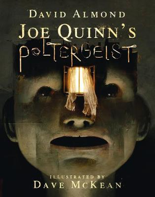 Joe Quinn's Poltergeist book