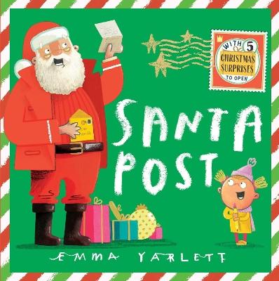 Santa Post book