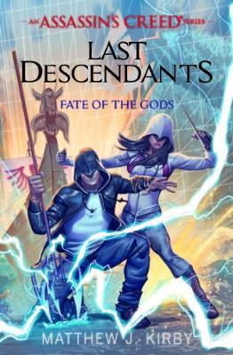 Last Descendants: Fate of the Gods book