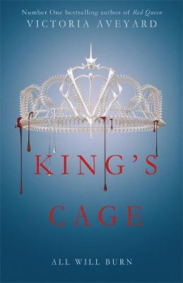 King's Cage book