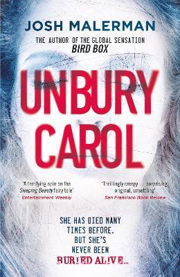Unbury Carol book