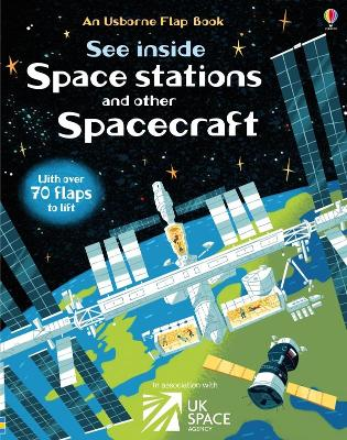 See Inside Space Stations and Other Spacecraft book