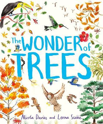 The Wonder of Trees by Nicola Davies