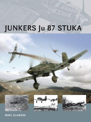 Junkers Ju 87 Stuka by Mike Guardia
