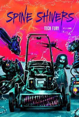 Tech Fury by J. A. Darke
