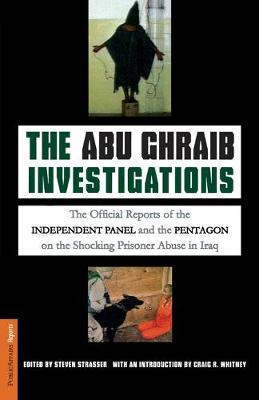 Abu Ghraib Investigations book