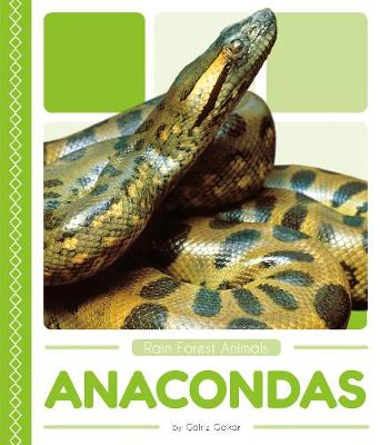 Anacondas by Golriz Golkar