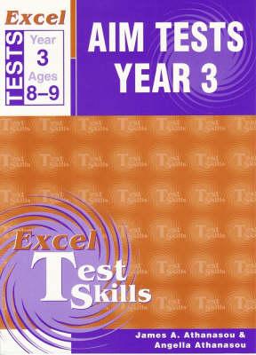 Aim Tests Year 3 by James A. Athanasou