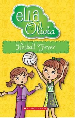 Netball Fever book