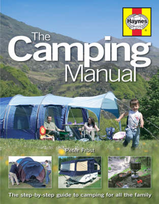 The Camping Manual by Peter Frost