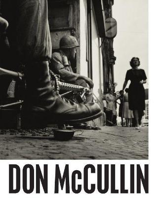 Don Mccullin by Simon Baker
