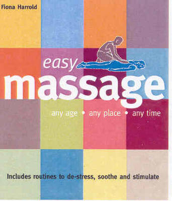 Easy Massage by Fiona Harrold