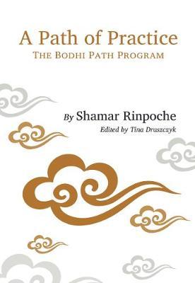 Toward Awakening: The Bodhi Path Program by Shamar Rinpoche